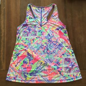 Lilly Pulitzer Luxletic Anisa Tank